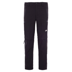 The North Face Exploration Convertible Pants Men Short TNF Black